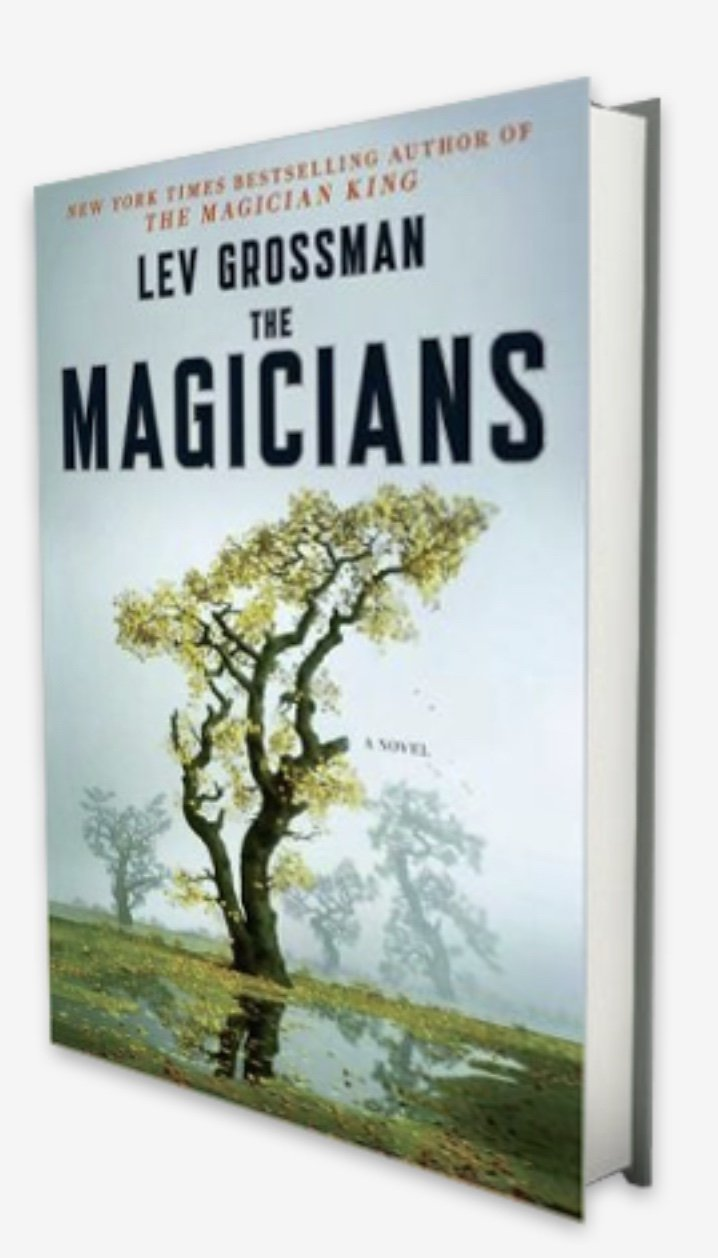 Books - Lev GrossmanLev Grossman